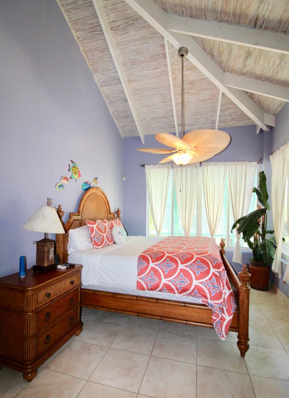 Mid size bedroom