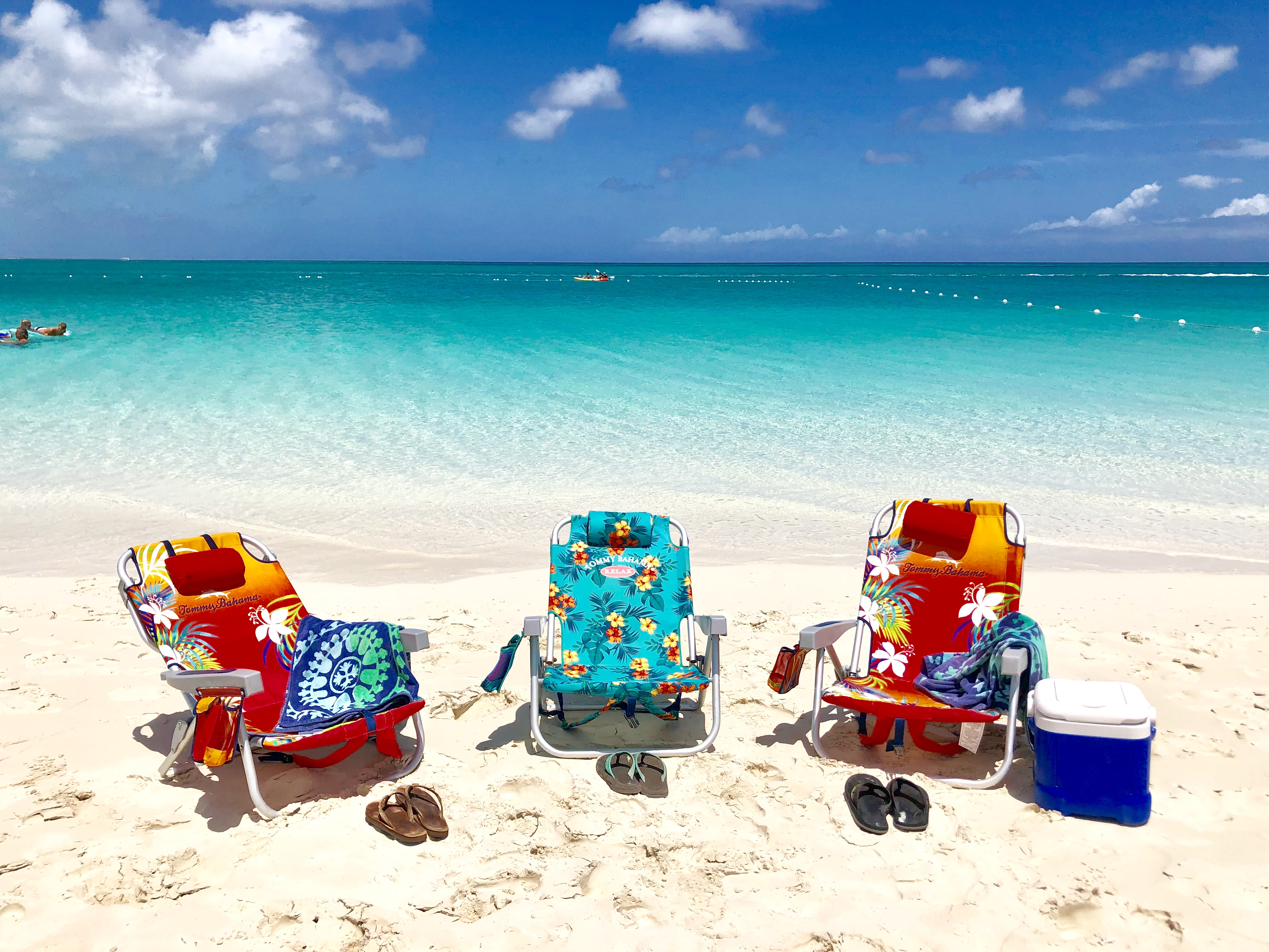 Tommy Bahama Chairs Provided